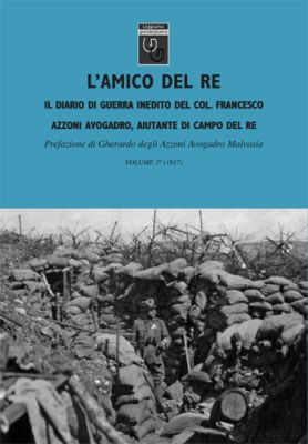 L'AMICO DEL RE - Vol.3 - Francesco degli Azzoni Avogadro