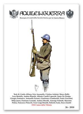AQUILE IN GUERRA 26 - 1918 l'anno della vittoria