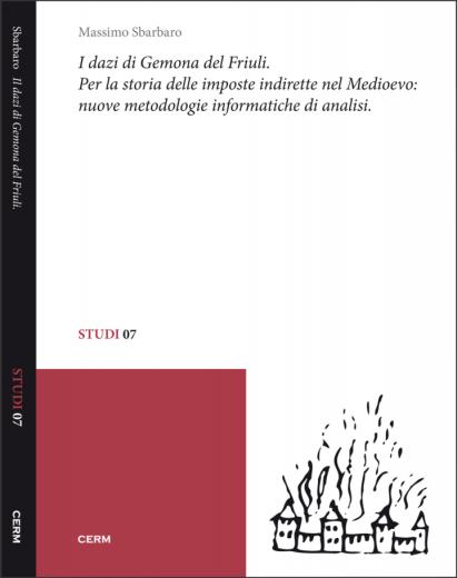 STUDI 07: I DAZI DI GEMONA DEL FRIULI - Massimo Sbarbaro