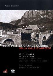 1914 - 1918 LA GRANDE GUERRA NELLA VALLE D'AMPEZZO - Vol.4