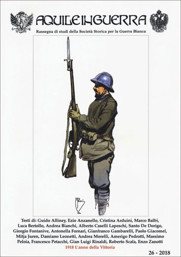 AQUILE IN GUERRA 26 -1918 l'anno della vittoria