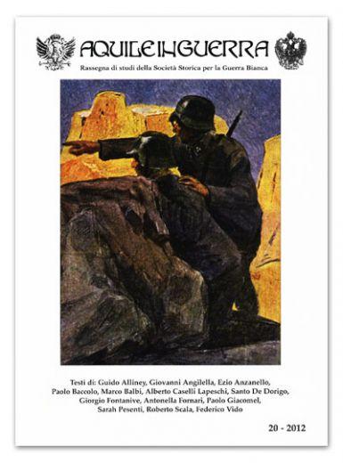 AQUILE IN GUERRA - Vol.20 - 2012