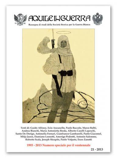 AQUILE IN GUERRA - Vol.21 - 2013