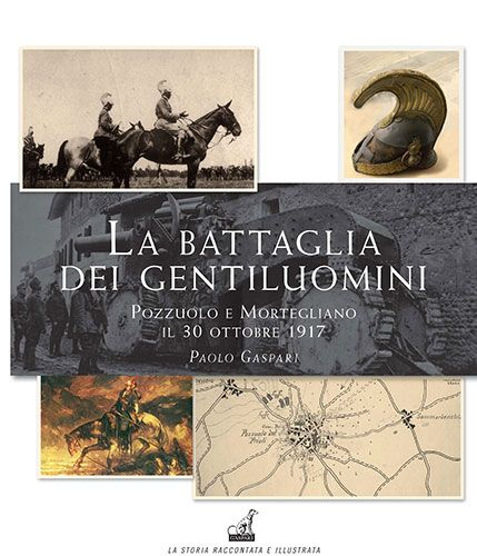 Paolo Gaspari - LA BATTAGLIA DEI GENTILUOMINI