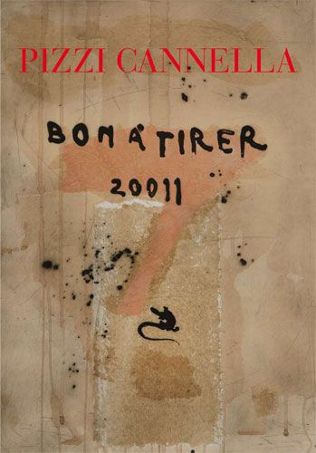 PIERO PIZZI CANNELLA - Bon à tirer 20011