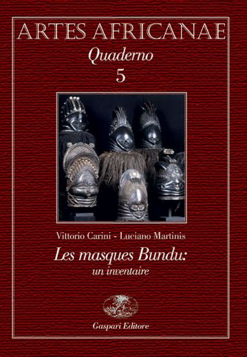 Artes Africanae 5 - Le maschere Bundu