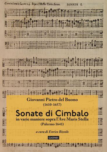 SONATE DI CIMBALO  - Giovanni Pietro del Buono, a cura di Enrico Bissolo
