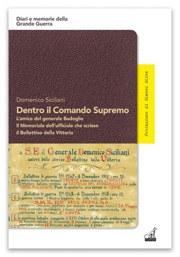 Domenico Siciliani - DENTRO IL COMANDO SUPREMO