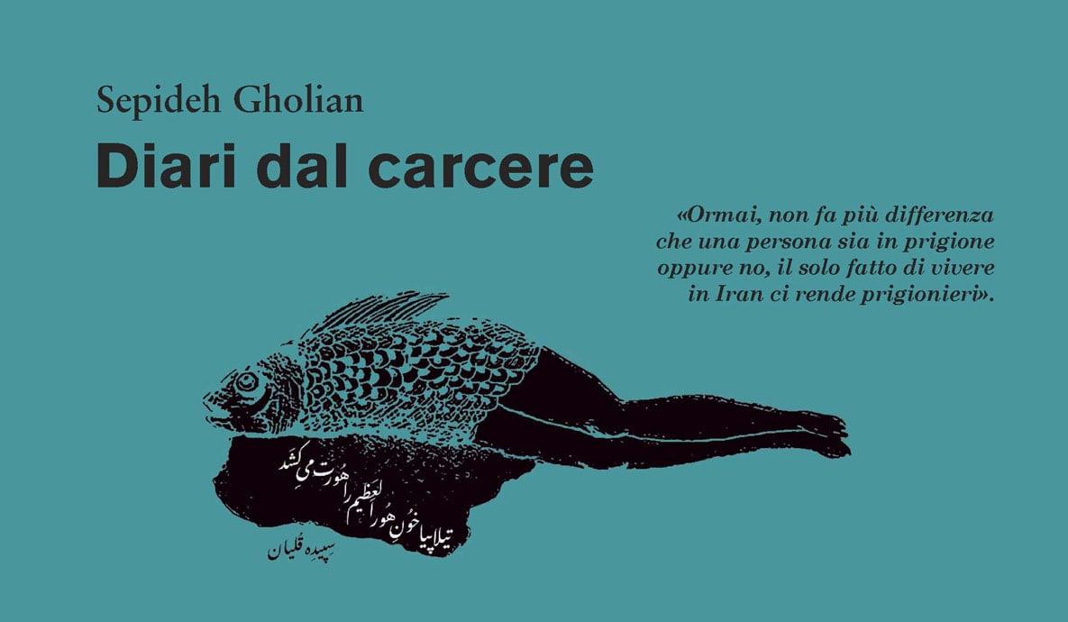 Il diario dal carcere di Sepideh Gholian