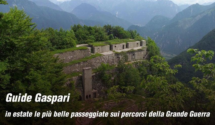 Promo guide Gaspari!
